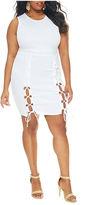 Fashion to Figure Amiya Bodycon Dress-Plus