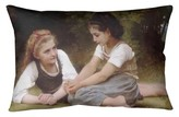 Troxell the Nut Gatherers Lumbar Pillow Winston Porter Fill Material: Pillow Cover Only