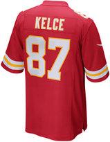 Nike Men's Travis Kelce Kansas City Chiefs Game Jersey
