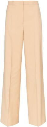 Jil Sander G-Fabio high-waisted tailored trousers