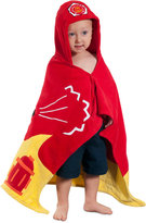 Kidorable Hooded Cotton Firetruck Towel, Toddler & Little Boys (2T-7)