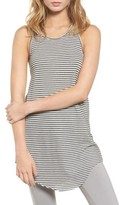 Frank And Eileen Women's Stripe Long Layering Tank