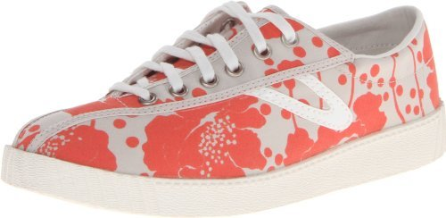 Tretorn Women's Nylite Spotted Floral Tennis Shoe