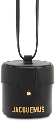 Jacquemus Le Vanity Leather Shoulder Bag