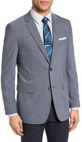 Theory Men's Wellar Vaidenne Trim Fit Stretch Wool Sport Coat