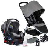 Britax B-Agile/B-Safe 35 Elite Travel System Stroller in Steel