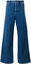 Y/Project Y / Project - high-rise bootcut jeans - men - Cotton - XXS