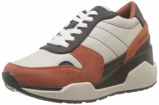 Maria Mare Mariamare Women's 62469 Low-Top Sneakers Multicolour (Suede Teja/Negro C47163) 4.5 UK