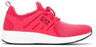 EA7 Emporio Armani Lace-Up Sneakers