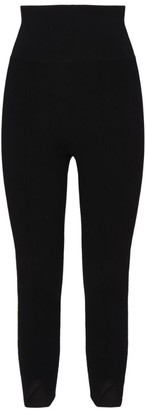 Sandro Paris High-Waist Leggings