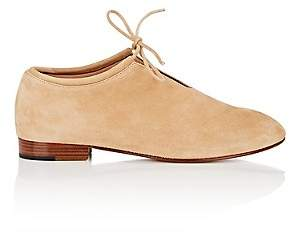 """Martiniano Women's """"Bootie"""" Leather Ankle Boots - Sand"""