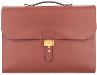 Hermes Pre-Owned Sac A Depeche 41 Business bag