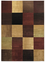 Dynamix Home Catalina Checkered Area Rug Rug