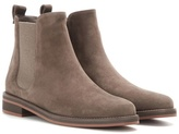 Loro Piana Montrond Suede Chelsea Boots