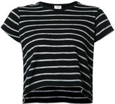 RE/DONE striped boxy T-shirt