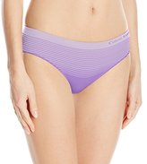 Calvin Klein Women's Seamless Illusions Hipster Panty