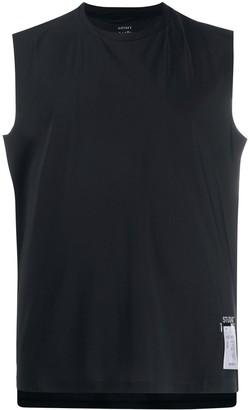 Satisfy Logo Printed Vest Top