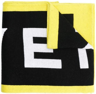 Givenchy 4G knitted scarf