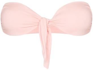 Melissa Odabash Caribe bandeau-style bikini top