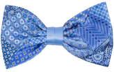 Stefano Ricci Patchwork Bow Tie