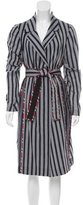 Tome Lightweight Striped Jacket w/ Tags