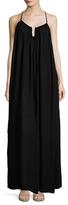 Rachel Pally Crepe Mirage Maxi Dress