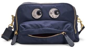 Anya Hindmarch Eyes Nylon Crossbody Bag