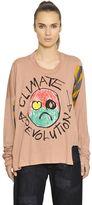 Vivienne Westwood Climate Change Cotton Jersey T-Shirt