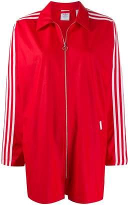 Fiorucci x Adidas Long jacket