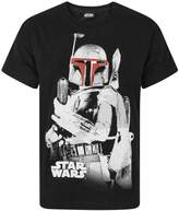Star Wars Childrens/Boys Official Boba Fett Bounty Hunter T-Shirt