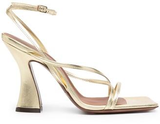 L'Autre Chose High-Heel Strappy Sandals