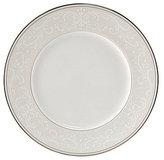 Nikko Pearl Symphony Scroll Bone China Dinner Plate