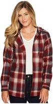 Pendleton Wool Zip Hoodie Women's Sweatshirt