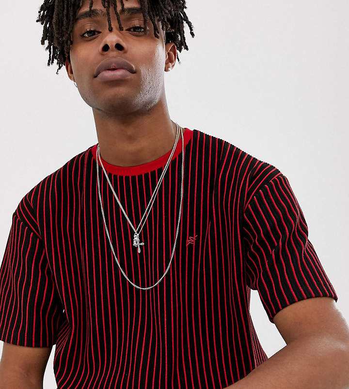 03789048 Black Vertical Stripe Shirt - ShopStyle