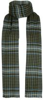 Heritage mid check scarf