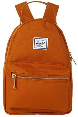 Herschel Nova Mini (Black Crosshatch) Backpack Bags