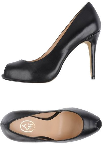 Ash Pumps with open toe