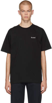 Études Black Small Logo Wonder T-Shirt
