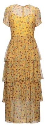 HVN Long dress