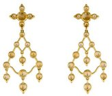 Paul Morelli 18K Citrine Chandelier Earrings