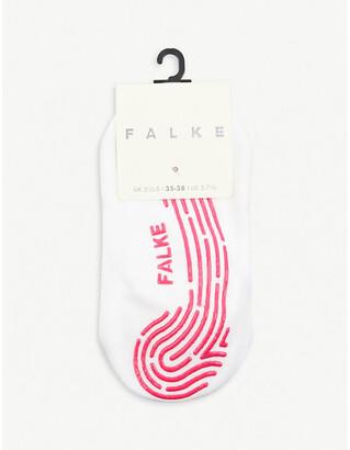 Falke Relax Pads non-slip cotton-blend socks