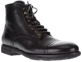Dolce & Gabbana lace-up boot