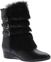 Taryn Rose Women's Fritzy Faux Fur Boot