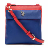 U.S. Polo Assn. Jenna Double Entry Crossbody Bag