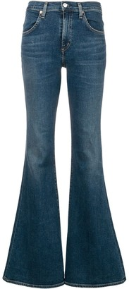 Citizens of Humanity Slim Fit Flare Jeans
