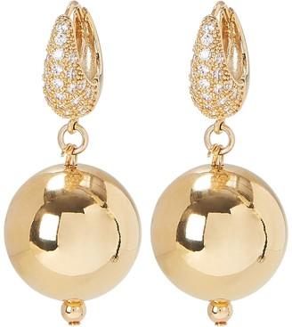Mounser Full Moon Drop Earrings