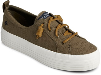 Sperry Crest Vibe Slip-On Platform Sneaker