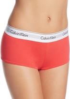 Calvin Klein Modern Cotton Boyshort #F3788