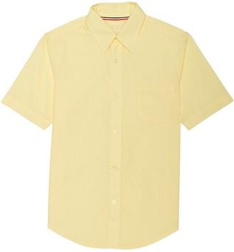 Boys French Toast Short Sleeve Classic Dress Shirt