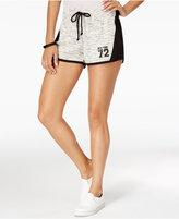 Ultra Flirt Juniors' Colorblocked Sporty Shorts